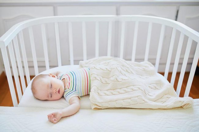 How Long After Painting a Room Is It Safe for a Baby to Sleep In?