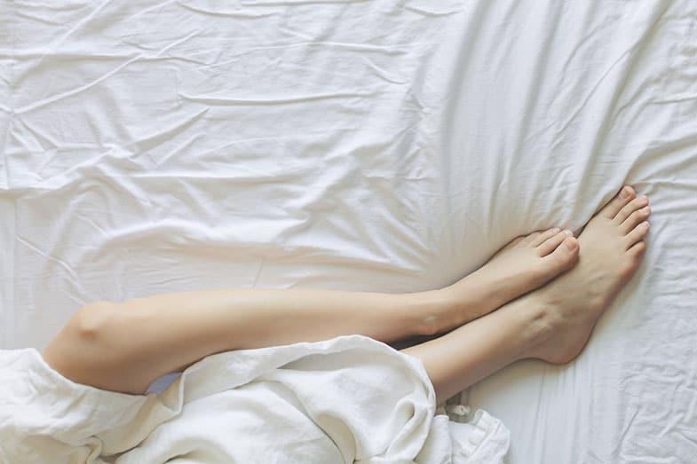 Damp Bed Sheets
