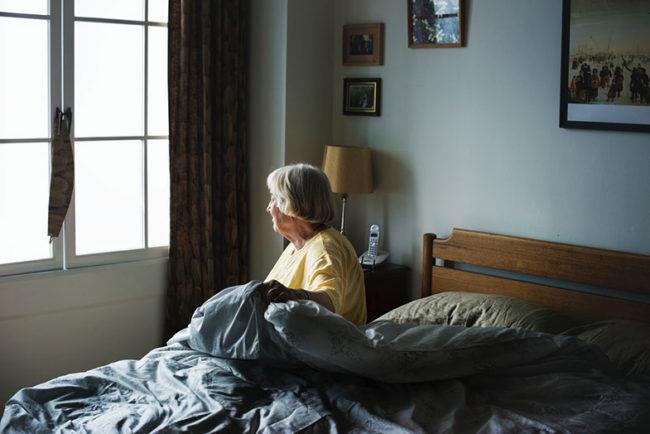 How Much Deep Sleep Do Seniors Need?