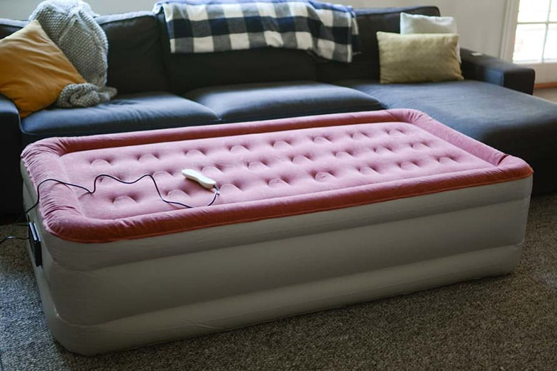 Squeaky Air Bed
