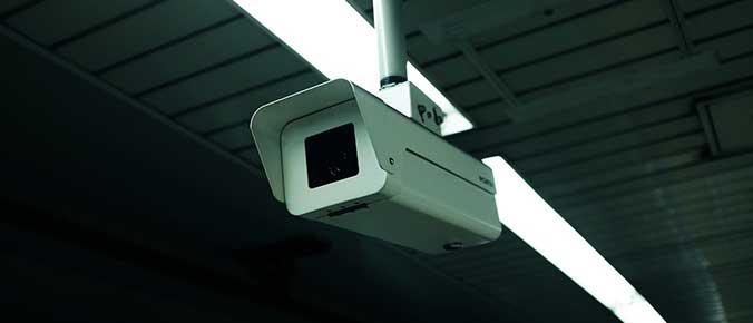 Storage Unit Security Camera