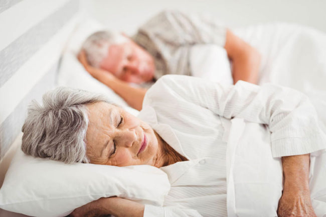 4 Best Sleep Positions for Seniors