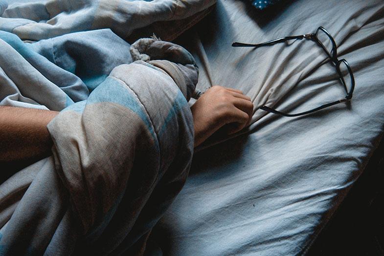 Sleep in a Durag