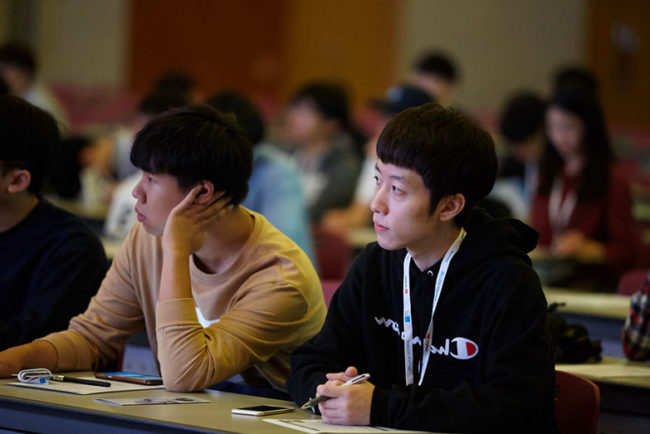 How Many Hours of Sleep Do South Korean Students Get?