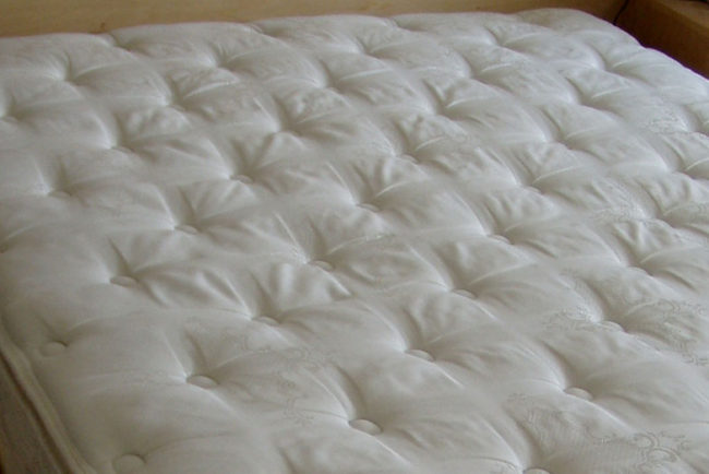 What Do Hotels Do with Old Mattresses?
