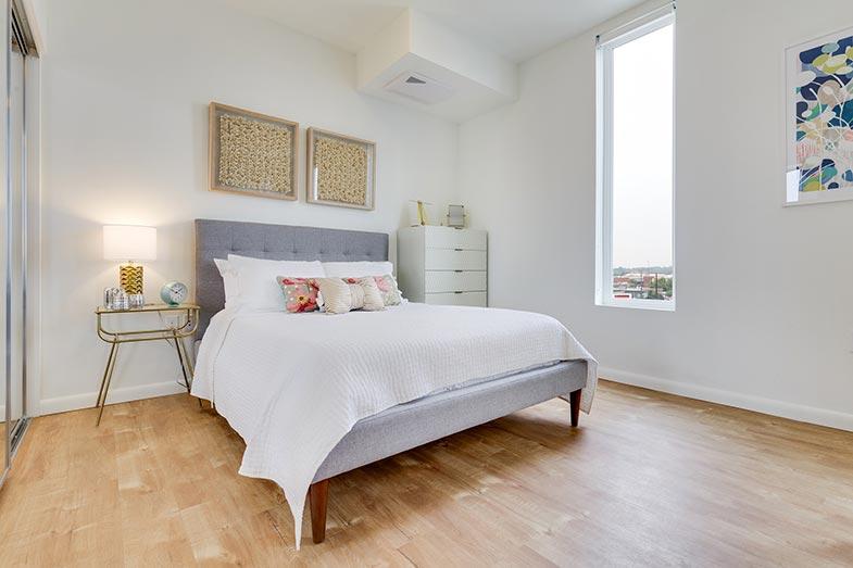 Bed Bedroom Interior