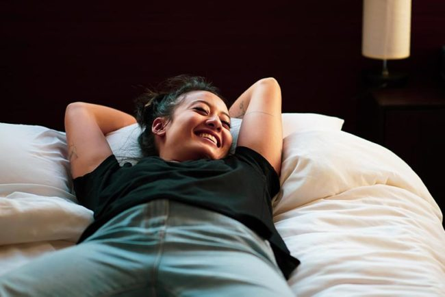 What Does It Mean to Laugh in Your Sleep?