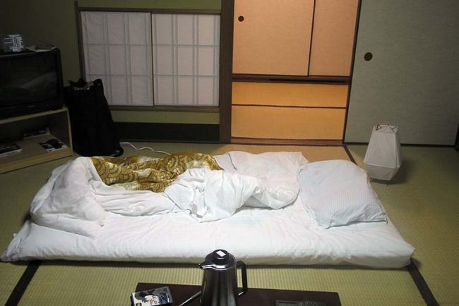 How Do Japanese People Sleep on the Floor?