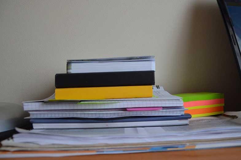 Lots of Homework