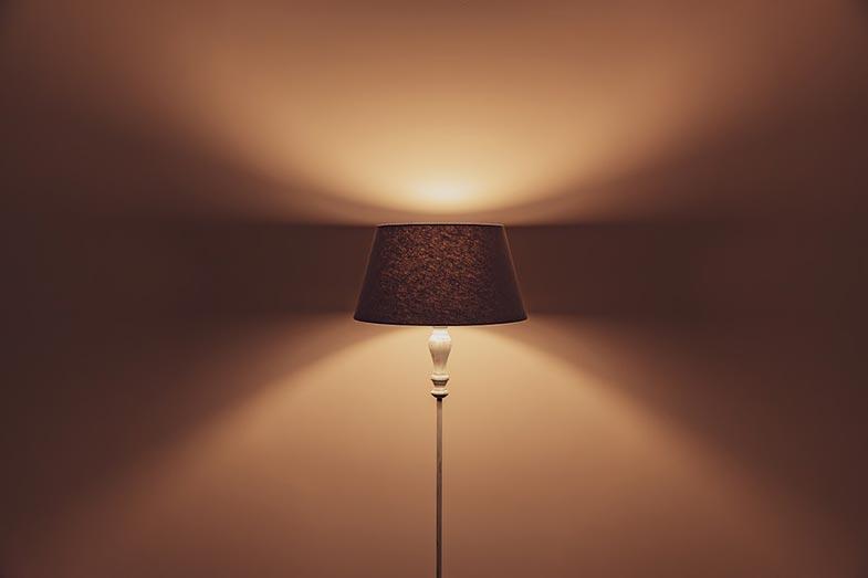 Room Warm Lamp Light