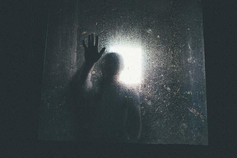 Black Figure Silhouette