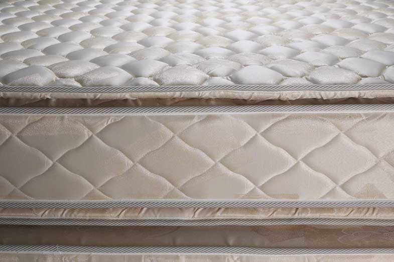 Mattress Close-Up